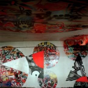 Graffitis en libre service