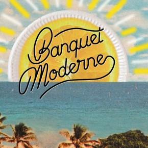 """BANQUET MODERNE INVITE // IVAN SMAGGHE et TIM PARIS """" IT S A FINE LINE"""" // BAR DE LA RELEVE"""